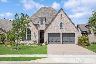 Prosper Single Family Home For Sale: 611 Ashbury Lane