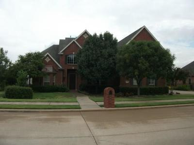 Flower Mound Single Family Home For Sale: 2701 Mont Clair Drive