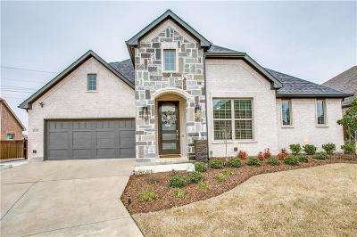 Wylie Single Family Home For Sale: 1717 Port Millstone Trail