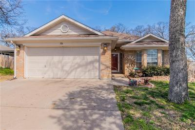Weatherford Single Family Home Active Option Contract: 326 Sweetwater Drive