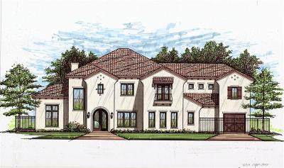 Frisco Single Family Home Active Option Contract: 1685 Courtland Drive