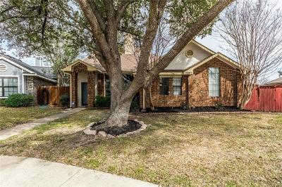 Allen Single Family Home For Sale: 1501 Spring Street