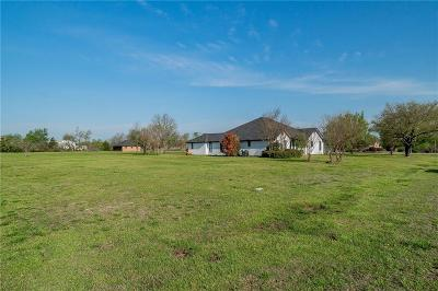 Lucas Single Family Home Active Option Contract: 21 White Rock Trail