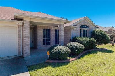 Burleson Single Family Home Active Contingent: 567 Tanglewood Drive