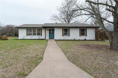 Weatherford Single Family Home Active Option Contract: 1101 Vivienne Street