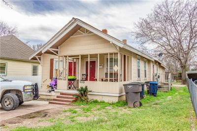 Fort Worth Single Family Home For Sale: 2315 Market Avenue