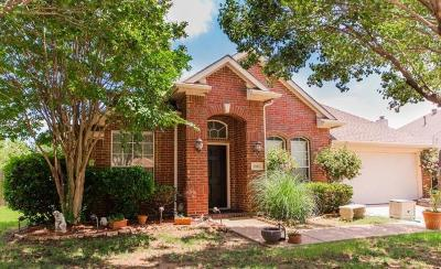 Corinth TX Single Family Home For Sale: $269,900