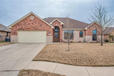 Weatherford Single Family Home For Sale: 215 Jade Lane