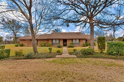 Tarrant County Single Family Home For Sale: 108 Carlin Road