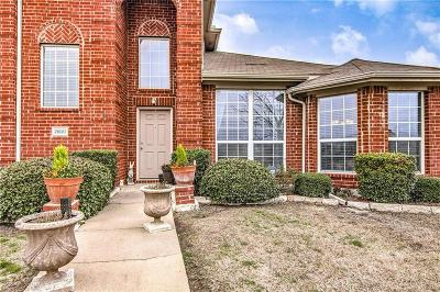 Rockwall Single Family Home For Sale: 2800 Avery