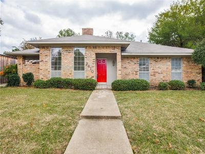 Dallas, Addison Single Family Home Active Option Contract: 2610 Seedling Lane