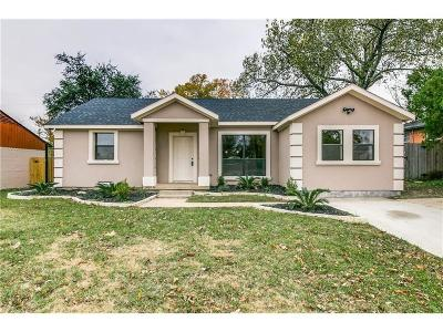 Mesquite Single Family Home For Sale: 3404 Oates Drive