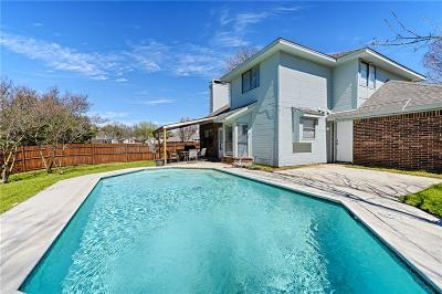 Mesquite Single Family Home For Sale: 803 Crest Meadow Lane