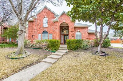 Plano Single Family Home For Sale: 4001 Westmoreland Drive