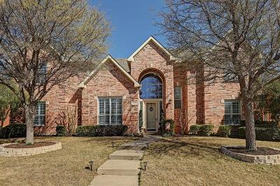 Frisco Single Family Home For Sale: 14820 Pensham Drive