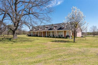 Wills Point Single Family Home For Sale: 1215 Vz County Road 3216