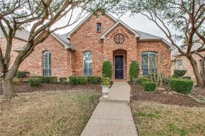 Plano Single Family Home For Sale: 9205 Warm Springs Circle