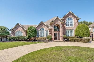 Colleyville Single Family Home For Sale: 6702 Meade Drive