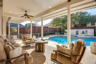 Irving Single Family Home For Sale: 1601 Crockett Circle