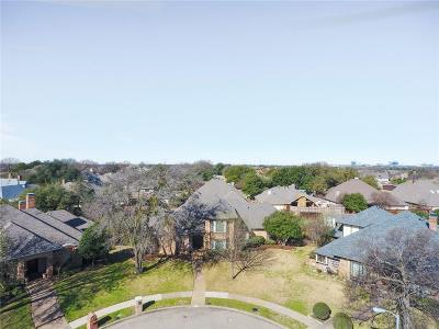 Plano Single Family Home Active Option Contract: 3832 Manchester Circle