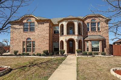 Frisco Single Family Home For Sale: 11895 Masters Lane