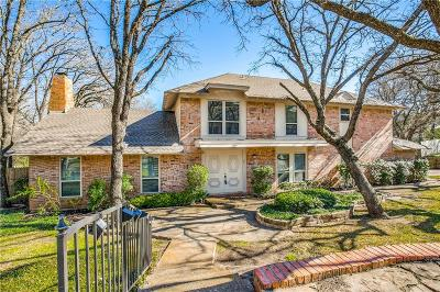 Arlington Single Family Home For Sale: 2605 Chinquapin Oak Lane