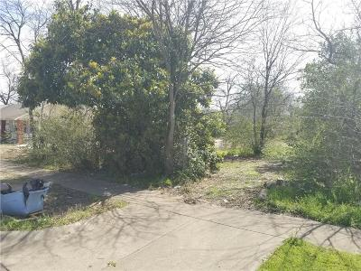 Fort Worth Residential Lots & Land For Sale: 1408 E Allen Avenue