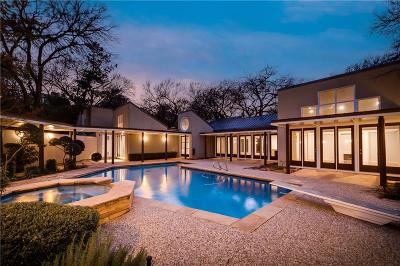Fort Worth Single Family Home For Sale: 4140 Tamworth Road