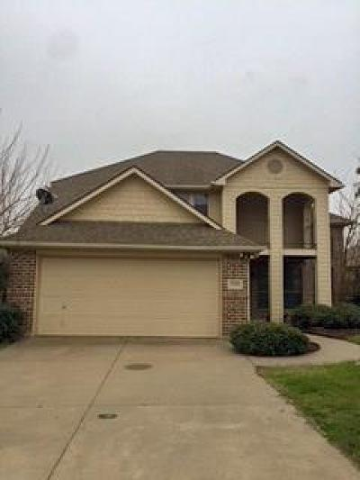 Cooke County Single Family Home Active Option Contract: 1808 Vallana Drive