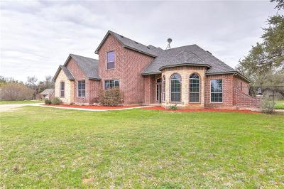 Granbury Single Family Home For Sale: 2908 Cliffview Court