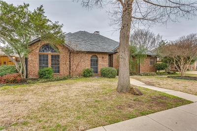 Carrollton Single Family Home Active Option Contract: 1111 Pawnee Trail