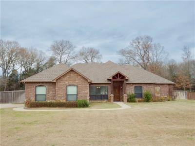 Tyler Single Family Home For Sale: 12130 Copper Court