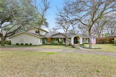 Single Family Home For Sale: 6827 Cliffbrook Drive