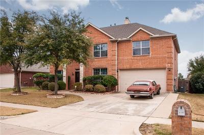 Grand Prairie Single Family Home For Sale: 4920 Marsh Harrier Avenue