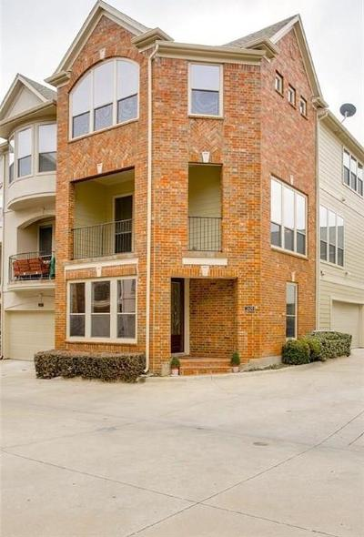Dallas Townhouse For Sale: 2409 Wild Cherry Way