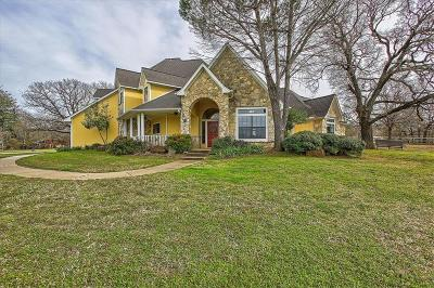 Argyle Single Family Home For Sale: 195 Pecan Acres Lane