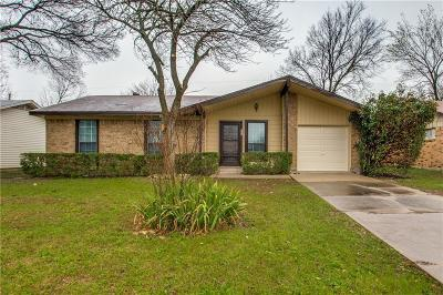 Duncanville Single Family Home Active Option Contract: 350 Linkmeadow Drive