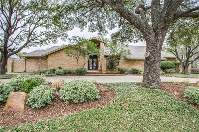 Single Family Home Active Option Contract: 5935 Club Oaks Drive