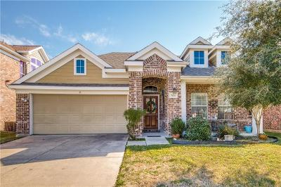 McKinney Single Family Home For Sale: 3420 Trinity View Drive