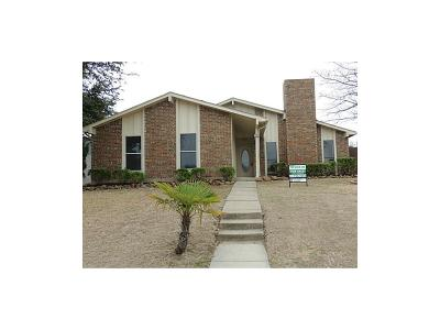 Carrollton  Residential Lease For Lease: 2704 Winding Creek Drive