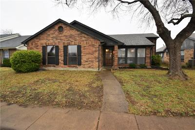 McKinney Single Family Home Active Option Contract: 3703 Seville Lane
