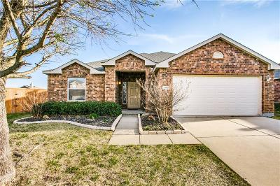 Wylie Single Family Home Active Option Contract: 1303 Fayette Court
