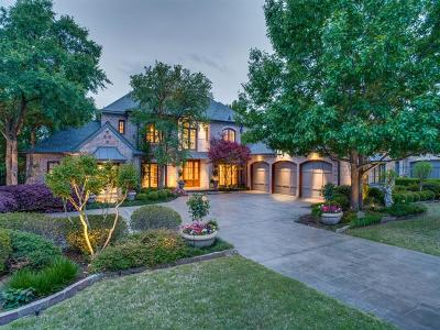 Denton County Single Family Home For Sale: 6628 Whispering Woods Court