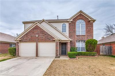 Euless Single Family Home For Sale: 205 Foreman Drive
