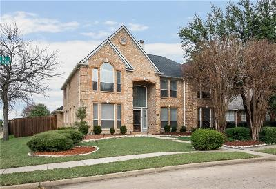 Plano Single Family Home For Sale: 4409 Echo Bluff Drive