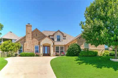 Fort Worth Single Family Home For Sale: 7532 Eagle Ridge Circle