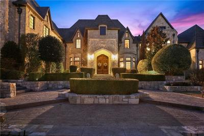 Coppell, Frisco, Lewisville Single Family Home For Sale: 5345 Monterey Drive