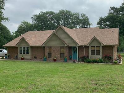 Quitman Single Family Home For Sale: 406 County Road 3120