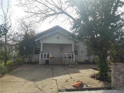 Fort Worth Single Family Home For Sale: 5605 Farnsworth Avenue