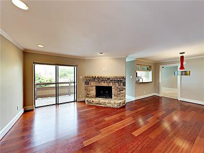 Dallas County Condo Active Option Contract: 7640 W Greenway Boulevard #7K